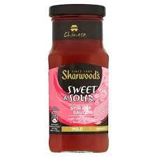 Sharwood's S&S
