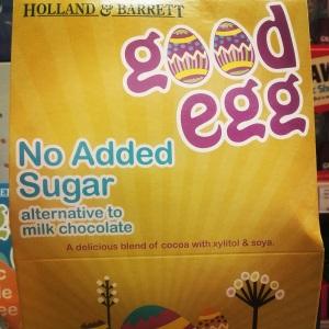 sugar free egg